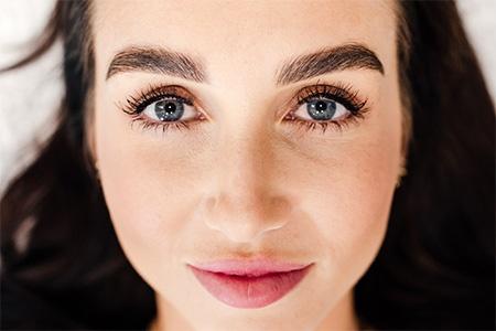 eyelash lift gold coast