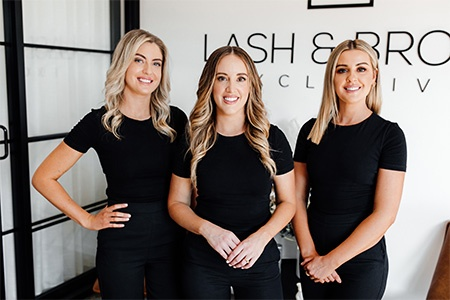 Lash & Brow Exclusive is a luxurious and eco-conscious studio based in Burleigh Heads