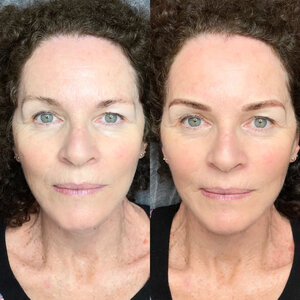 Mature Aged Brows GoldC