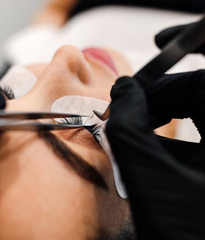 lash extensions burleigh