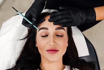 natural brow treatments gold coast